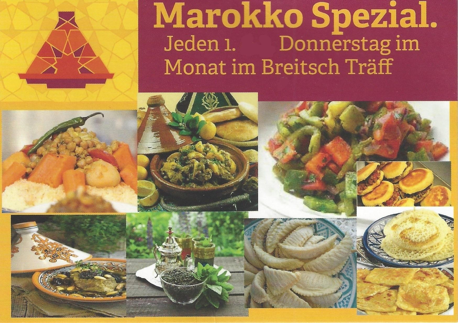 Marokko Spezial.