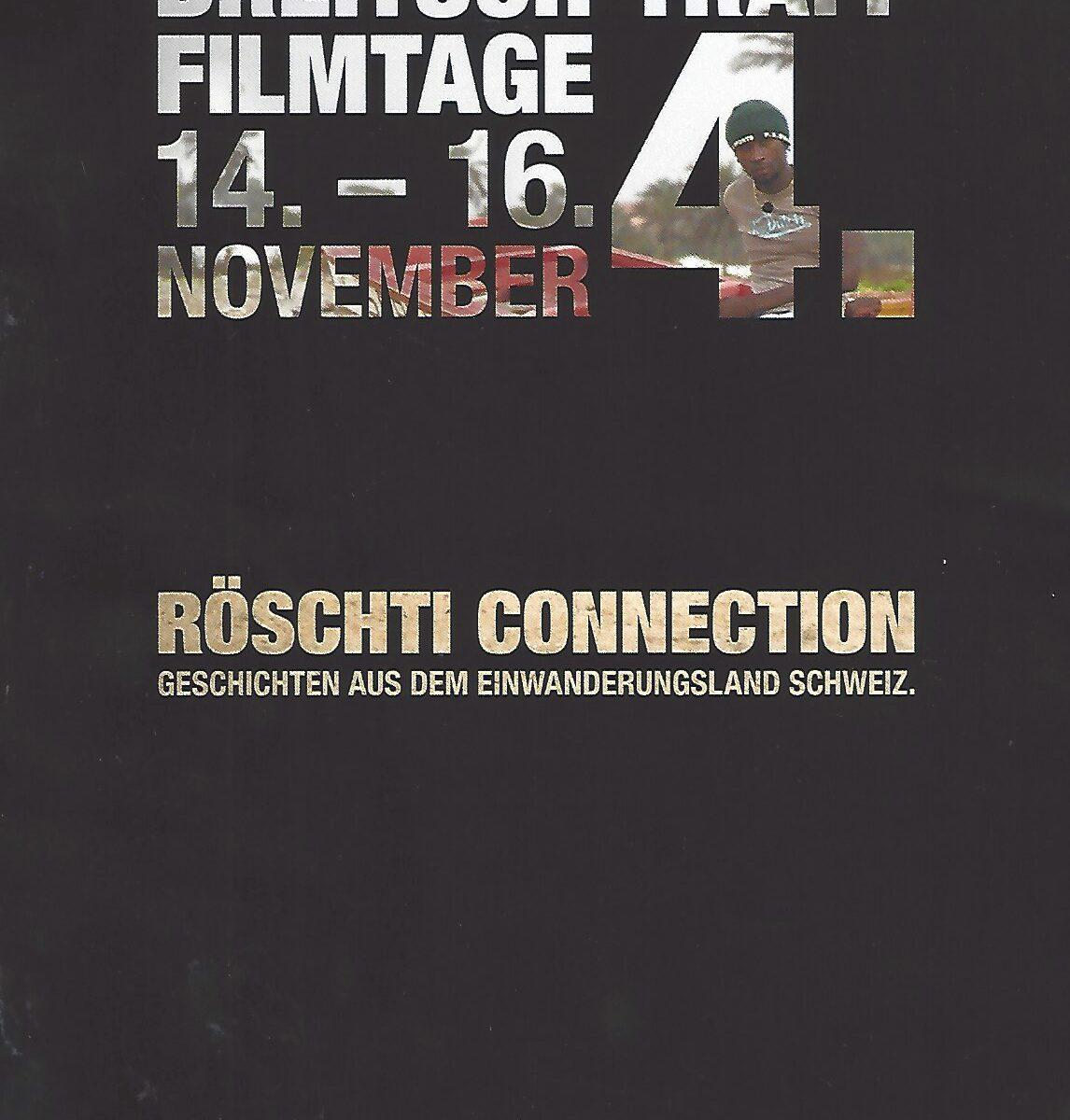 4. Breitsch-Träff-Filmtage