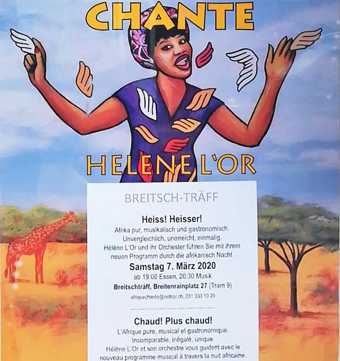 L'Afrique chante