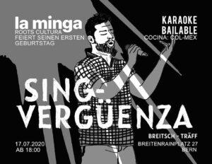 Sing-Vergüenza