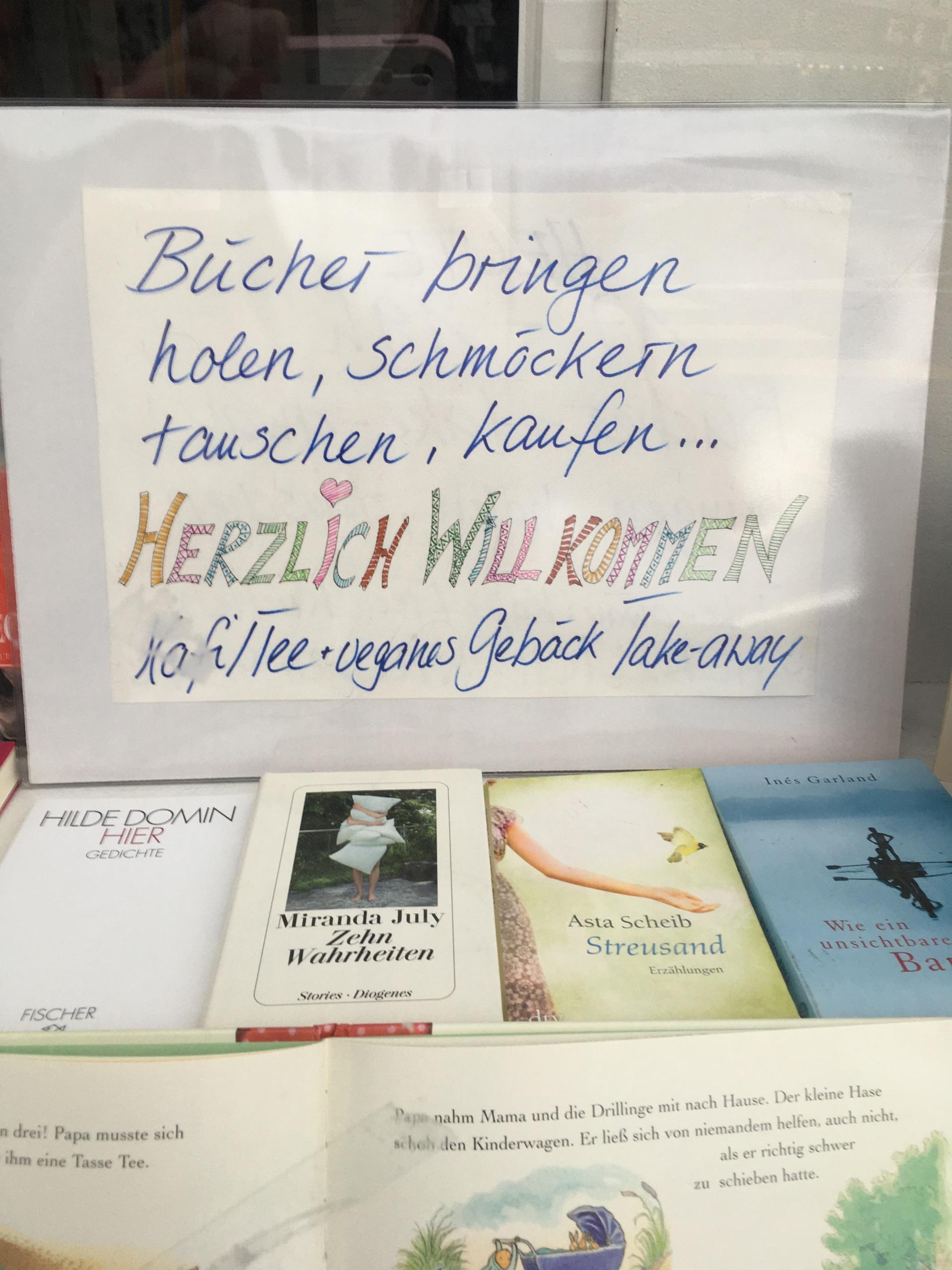 Bücher Take-Away